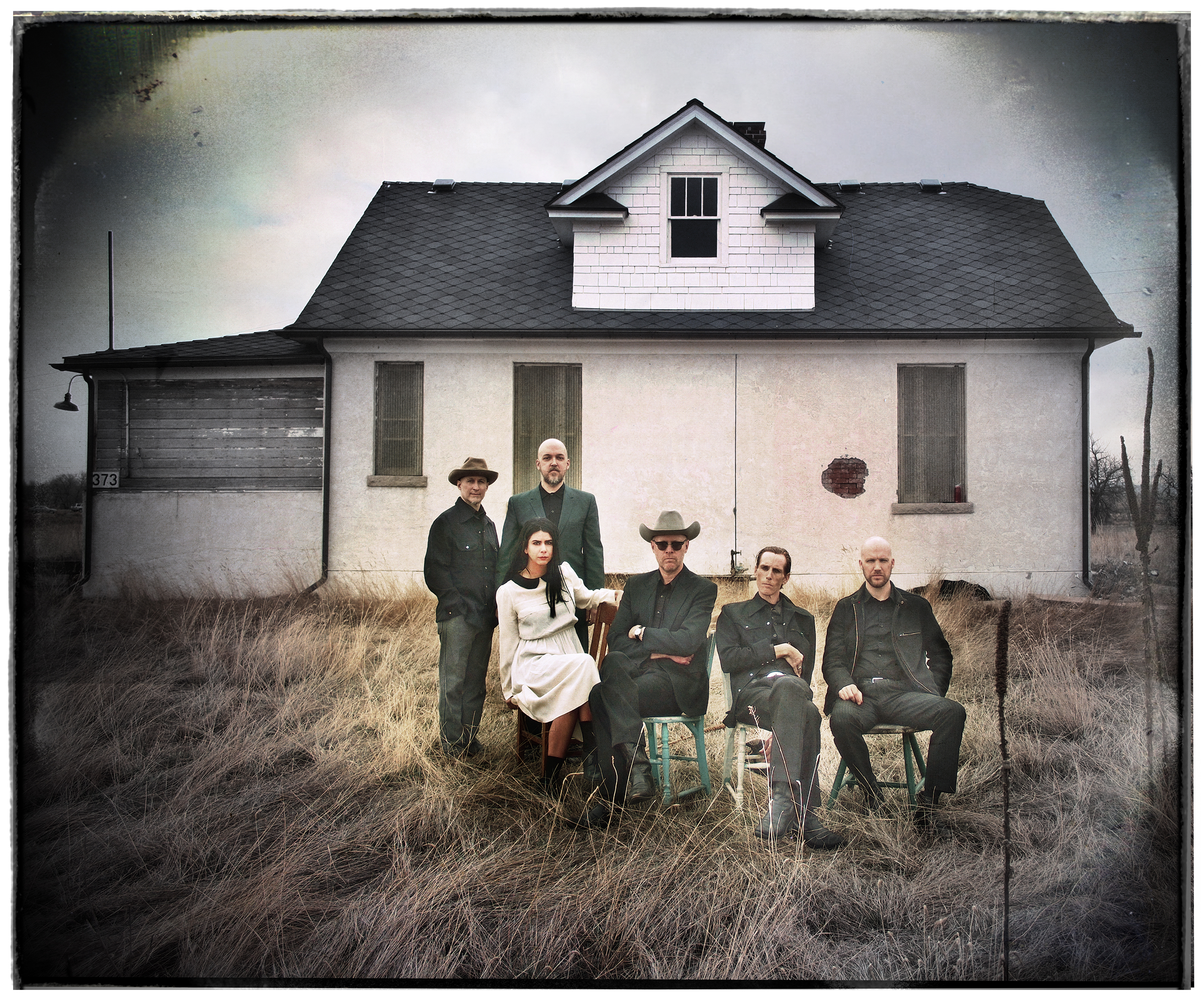 slim cessna's auto club band photo gary isaacs gothic americana cabaret country denver colorado music