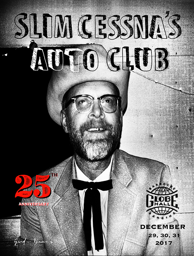 Gary Isaacs book slim cessna's auto club scac 25th anniversary